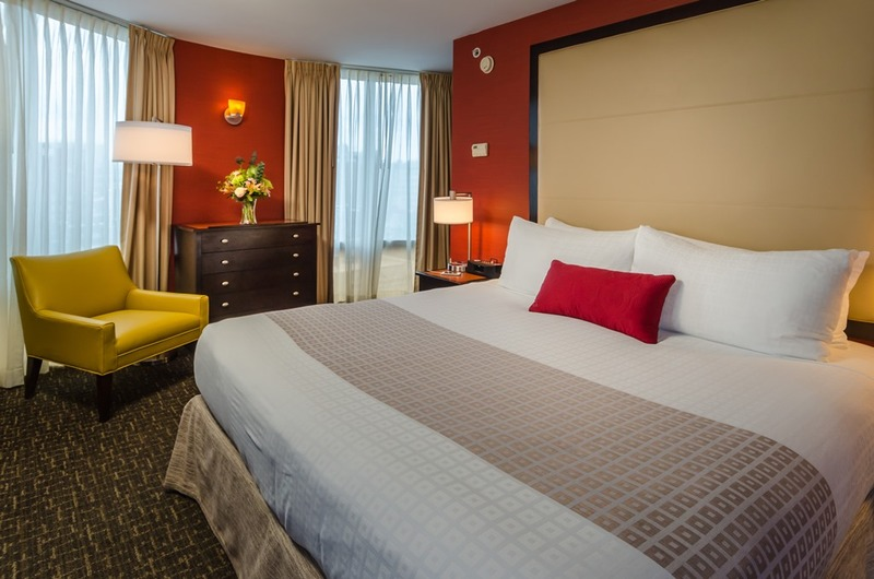 Beacon hotel and corporate quarters for 3 bedroom suites in washington dc
