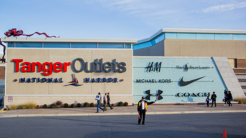 a8a95c1c Tanger Outlets - National Harbor | Washington.org