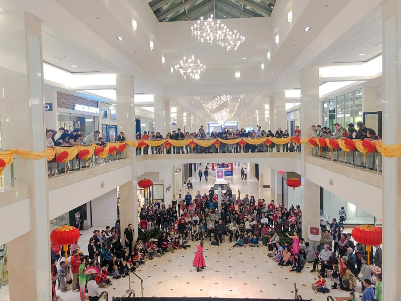 Lunar New Year at Westfield Montgomery Mall