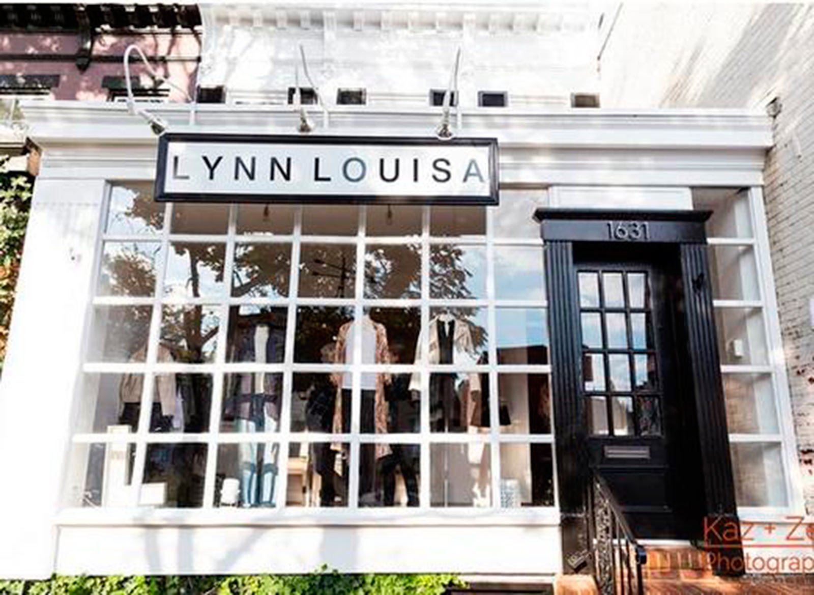 Lynn Louisa boutique in Georgetown - Where to shop in Washington, DC