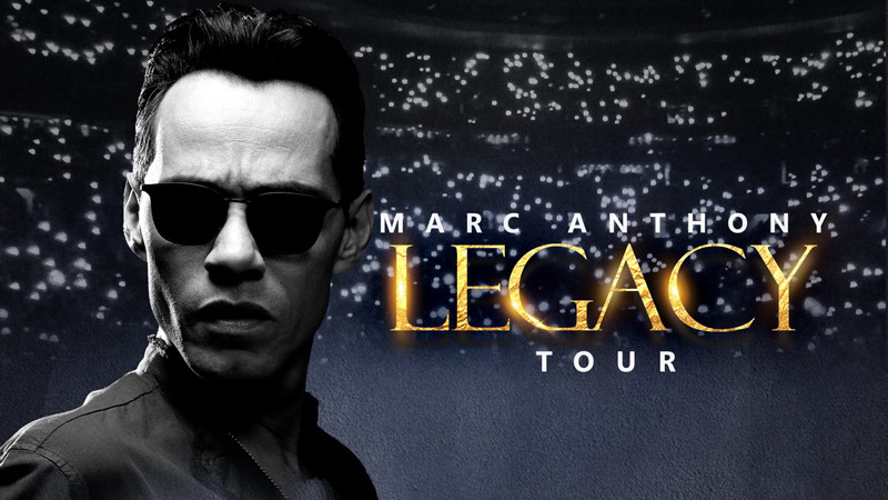 Marc Anthony tour at Capital One Arena - Concerts and entertainment in Washington, DC
