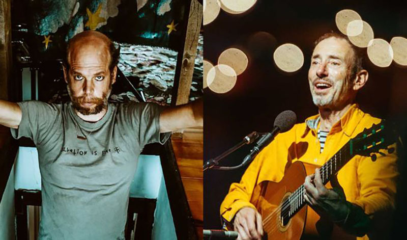 "JONATHAN RICHMAN with TOMMY LARKINS and BONNIE ""PRINCE"" BILLY with EMMETT KELLY Musical Act at The Lincoln Theatre"