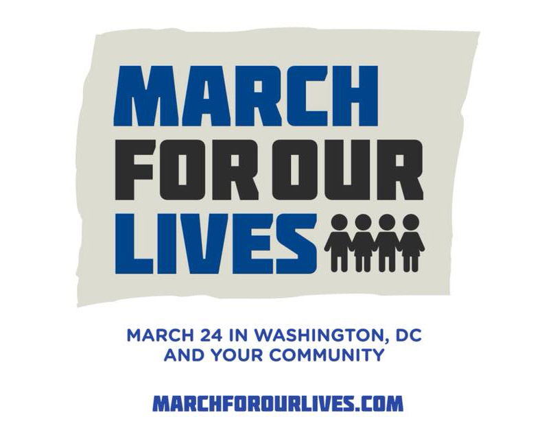 The March for Our Lives in Washington, DC - Saturday, March 24