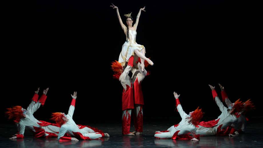 Alexei Ratmansky's 'The Little Humpbacked Horse' - John F. Kennedy Center for the Performing Arts - Washington, DC