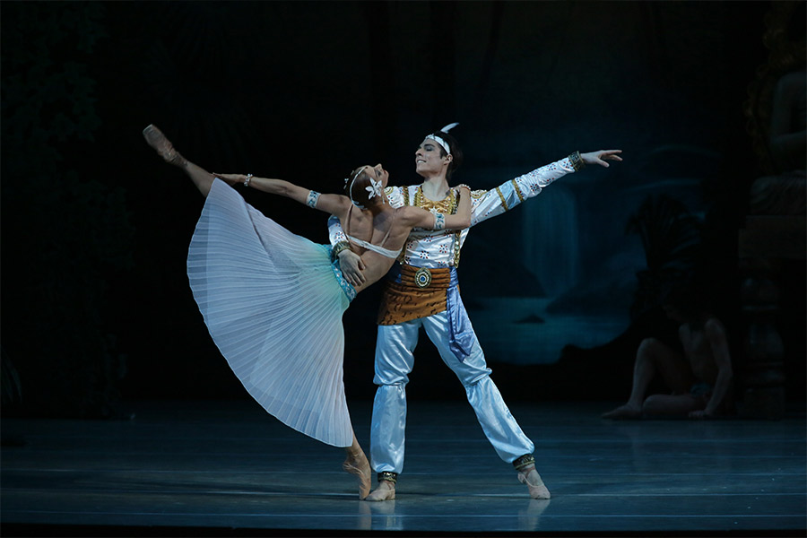 Mariinsky Ballet: 'La Bayadère' - Event at The John F. Kennedy Center for the Performing Arts in Washington, DC