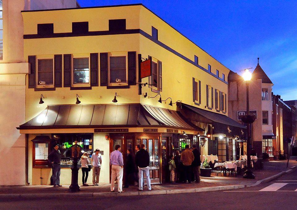 Martin's Tavern - Where JFK Proposed to Jackie O - Washington, DC