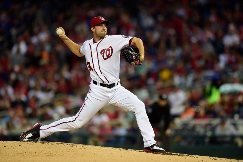 Max Scherzer of the Washington Nationals - Things to Do This Spring and Summer in Washington, DC