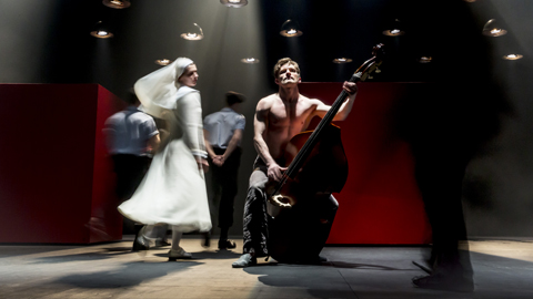 WORLD STAGES: Measure for Measure at the Kennedy Center - Fall performing arts in Washington, DC