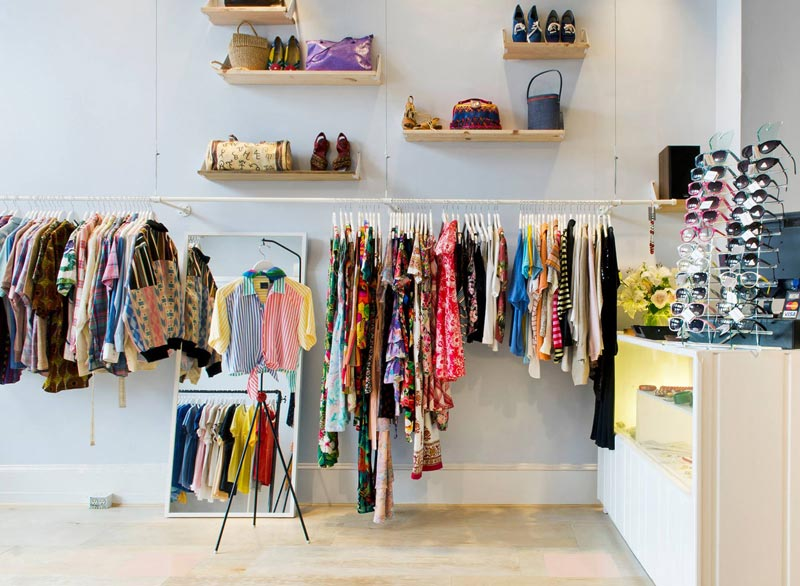 Clothing at Meeps boutique in Adams Morgan - Where to shop in Washington, DC