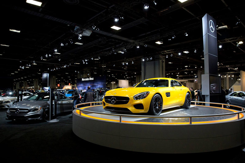 Reasons To Attend The Washington Auto Show Washingtonorg - Auto convention