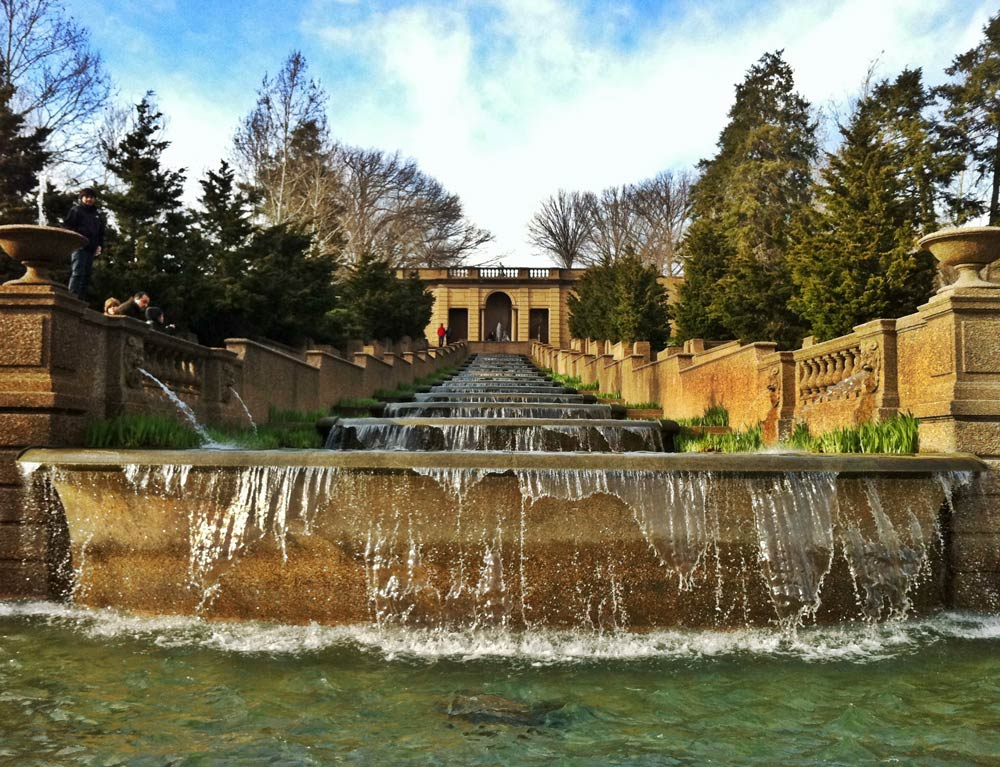 Meridian Hill Park - Public parks and gardens in Washington, DC