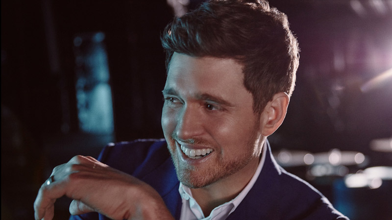 Michael Bublé concert at Capital One Arena - The best things to do this winter in Washington, DC