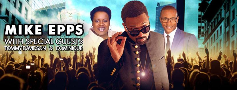 Festival of Laughs: Mike Epps & Tommy Davidson - Things to Do in Washington, DC