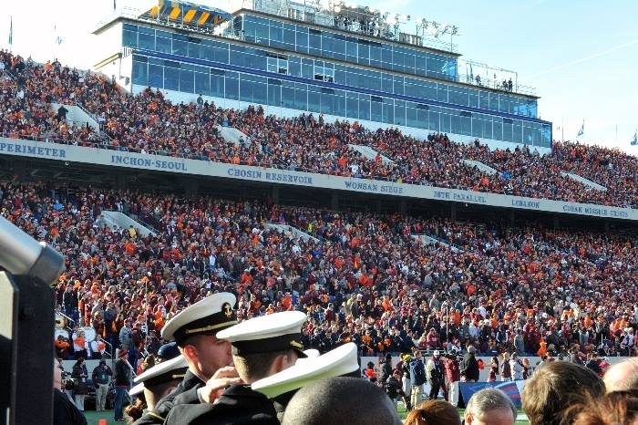 Military Bowl Presented by Northrop Grumman - December Events Near Washington, DC