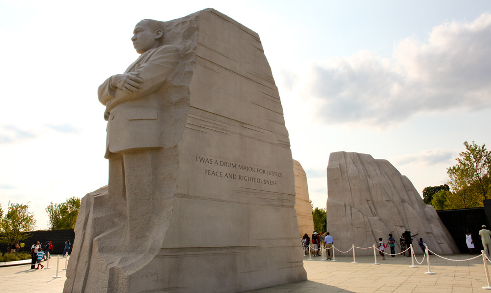 Martin Luther King, Jr. Memorial - National Mall - Washington, DC