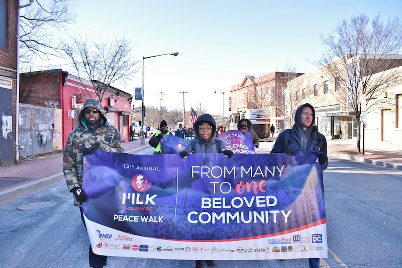 Martin Luther King, Jr. Day Parade