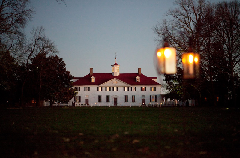 Christmas at George Washington's Mount Vernon - Things to Do During the Holidays
