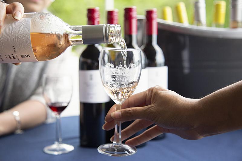 Mount Vernon Fall Wine Festival & Sunset Tour