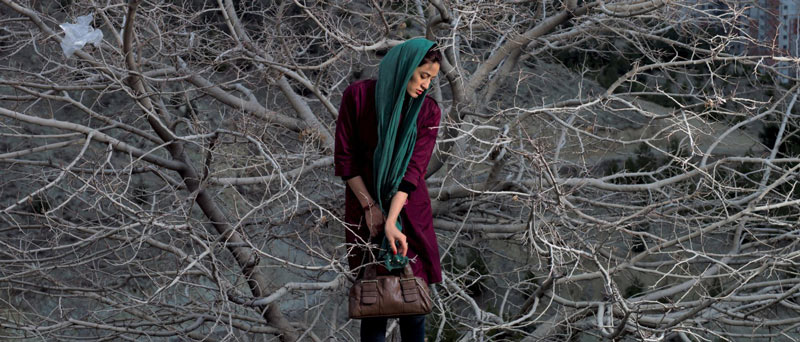 My Iran: Six Women Photographers exhibit at the Sackler Gallery - Free museum exhibit on the National Mall in DC