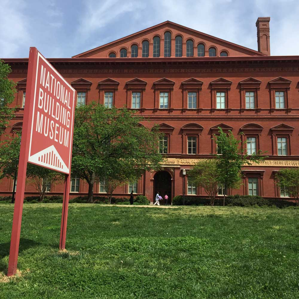 National Building Museum - Museums in Washington, DC