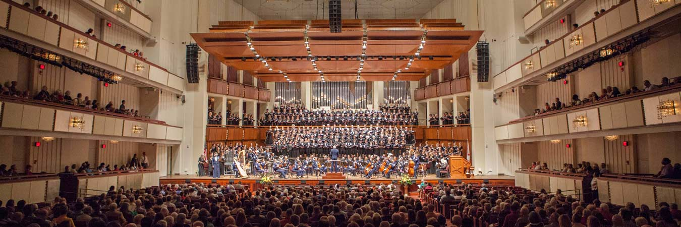 National Memorial Day Choral Festival Concert at the Kennedy Center - Memorial Day Weekend Events in Washington, DC