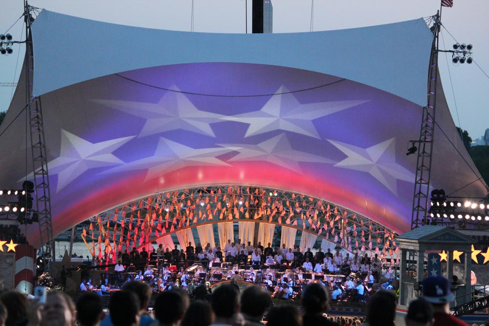 National Memorial Day Concert, United States Capitol, Washington DC