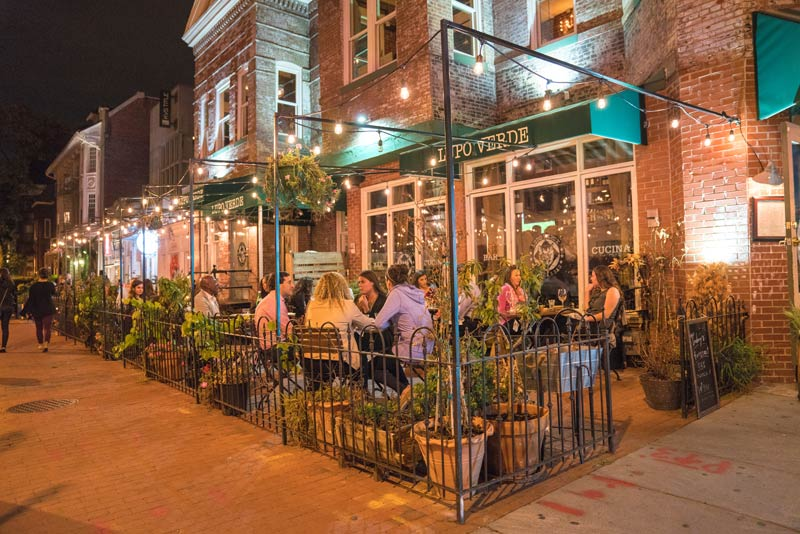 best restaurant patios for outdoor dining in dc washingtonorg - Restaurant Patio