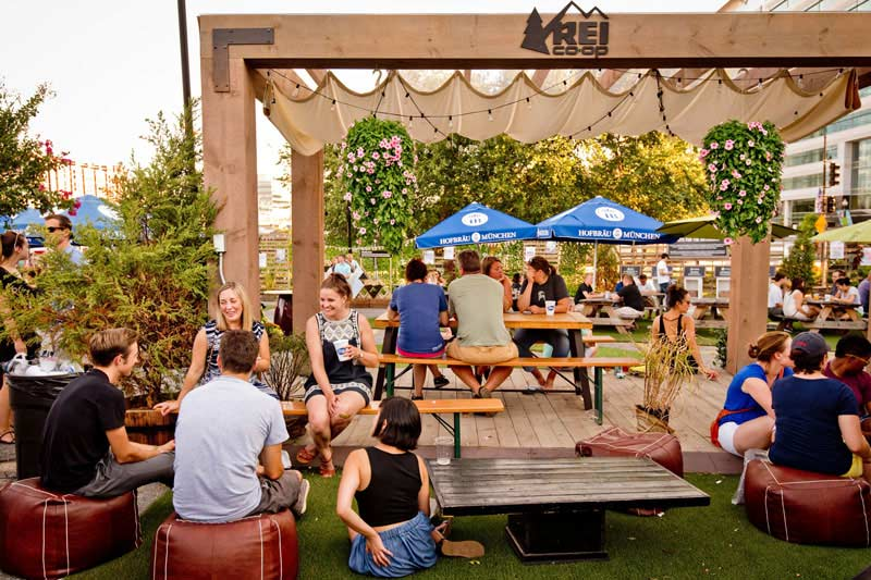 12 Best Beer Gardens In Around Dc