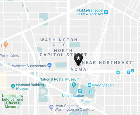 NOMA Neighborhood map