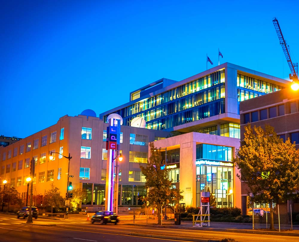 NPR Headquarters in NoMa, Washington, DC