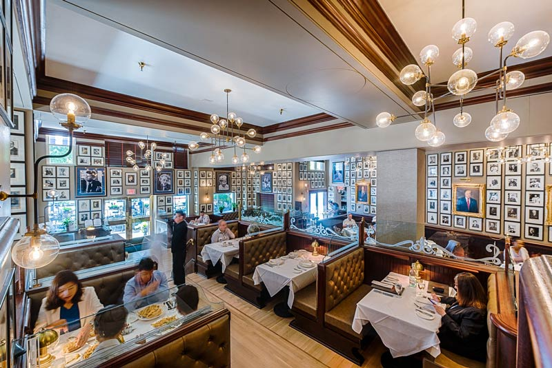 Restaurants Near Capitol Hill Hotel