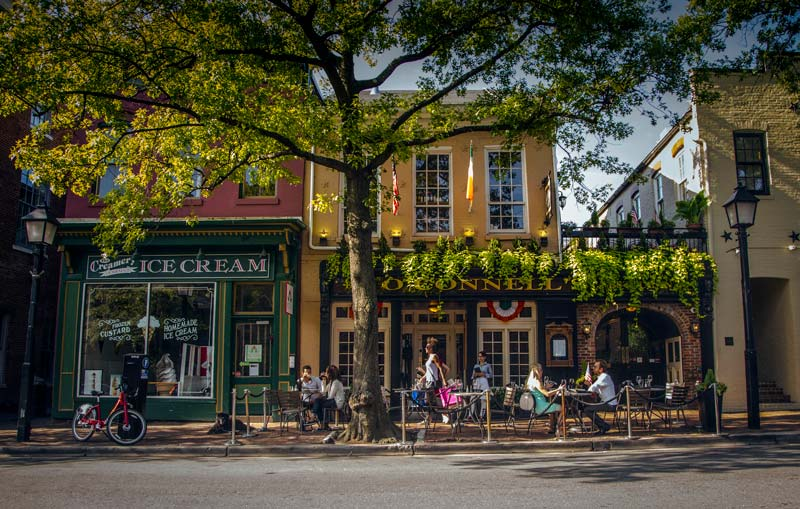 Things To Do Along Old Town Alexandria S Waterfront