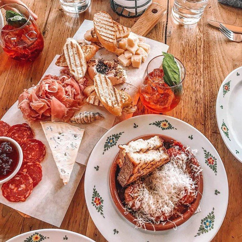 Osteria Morini in DC for Summer Restaurant Week