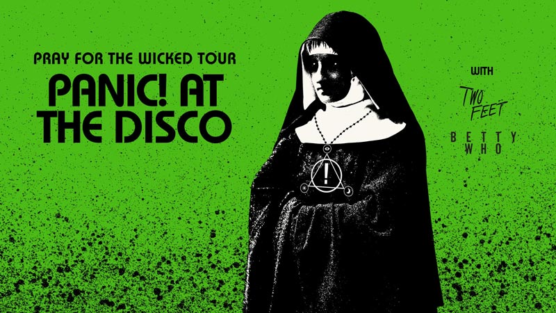 Panic! at the Disco at Capital One Arena - Best concerts this January in Washington, DC