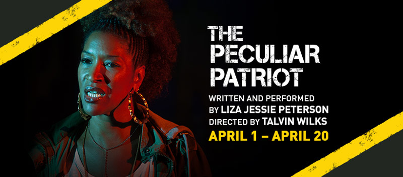 The Peculiar Patriot at Woolly Mammoth Theatre Company - Spring performing arts in Washington, DC