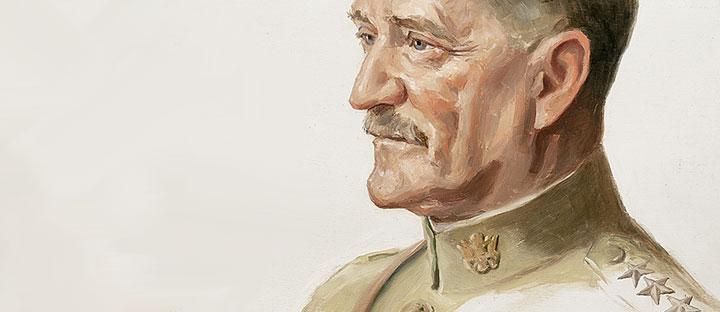 'Gen. John J. Pershing and World War I, 1917-1918' - Museum Exhibits in Washington, DC