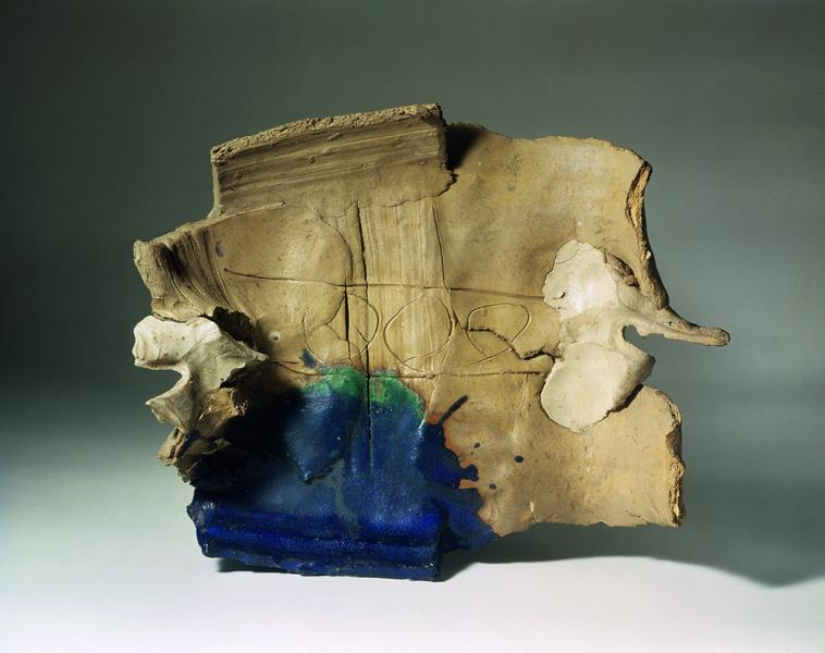 Peter Voulkos, Plate, 1963 - Exhibit at the Renwick Gallery - Things to Do in Washington, DC