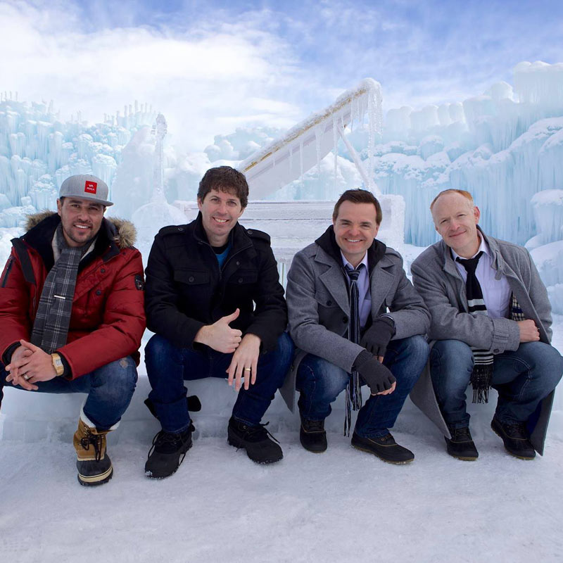 An Evening with ThePianoGuys at National Theatre - Holiday and Winter Performance in Washington, DC