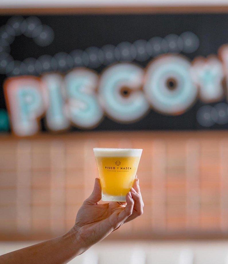 Pisco y Nazca Ceviche Gastrobar Drinks to-go