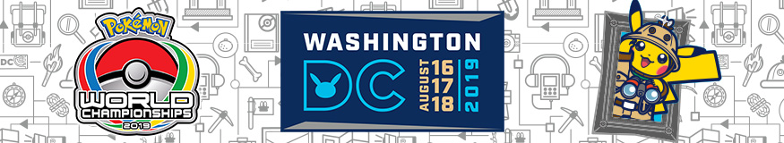 2019 Pokemon World Championships at the Walter E. Washington Convention Center - Esports events in Washington, DC