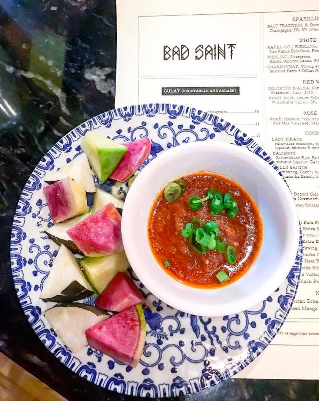 @polreanforeals - Bad Saint in Columbia Heights - Top Restaurants in Washington, DC