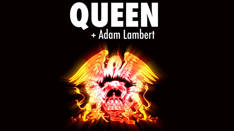 Queen + Adam Lambert at the Verizon Center - Summer Concerts in Washington, DC