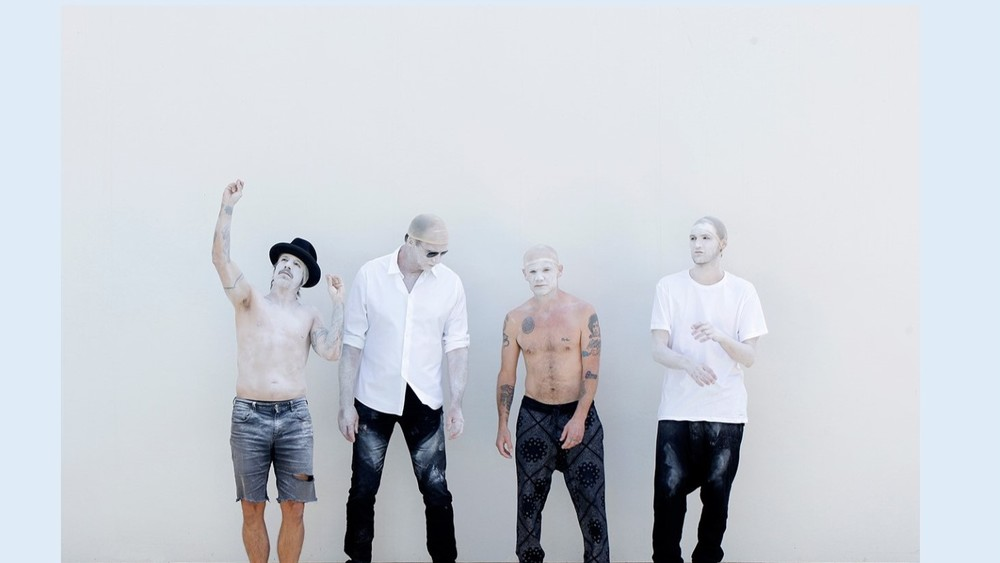 Red Hot Chili Peppers at the Verizon Center – April 12 - Concerts in Washington, DC