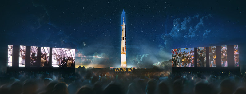 Join the National Air and Space Museum and NASA for the Apollo 50 Festival on the National Mall