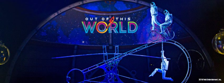 Ringling Bros. and Barnum & Bailey Present 'Out Of This World' - Things to Do in Washington, DC