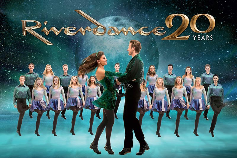 Riverdance 20th Anniversary at the Warner Theatre - Performing arts in Washington, DC