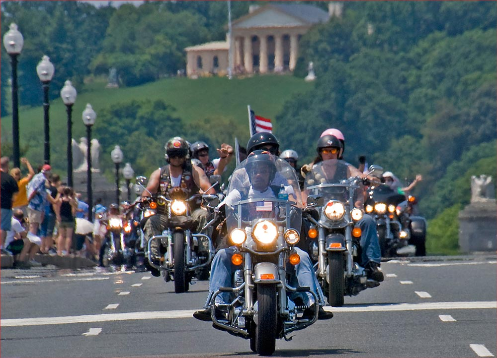 Rolling Thunder Motorcycle Rally - Memorial Day Events in Washington, DC