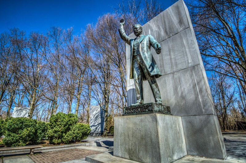 Theodore Roosevelt Island Statue - National parks to explore in and around Washington, DC