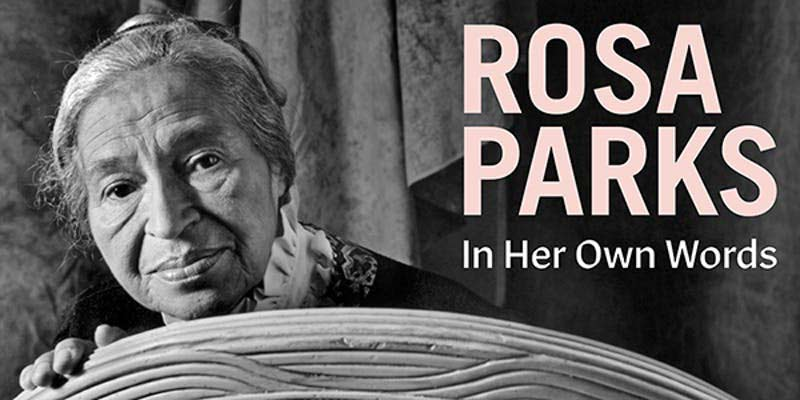 Rosa Parks Exhibit at Library of Congress