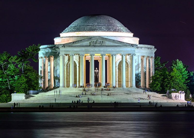 Descendant of Thomas Jefferson Calls for D.C. Memorial to be Removed